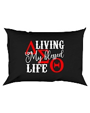 My Blessed Life Rectangular Pillowcase thumbnail