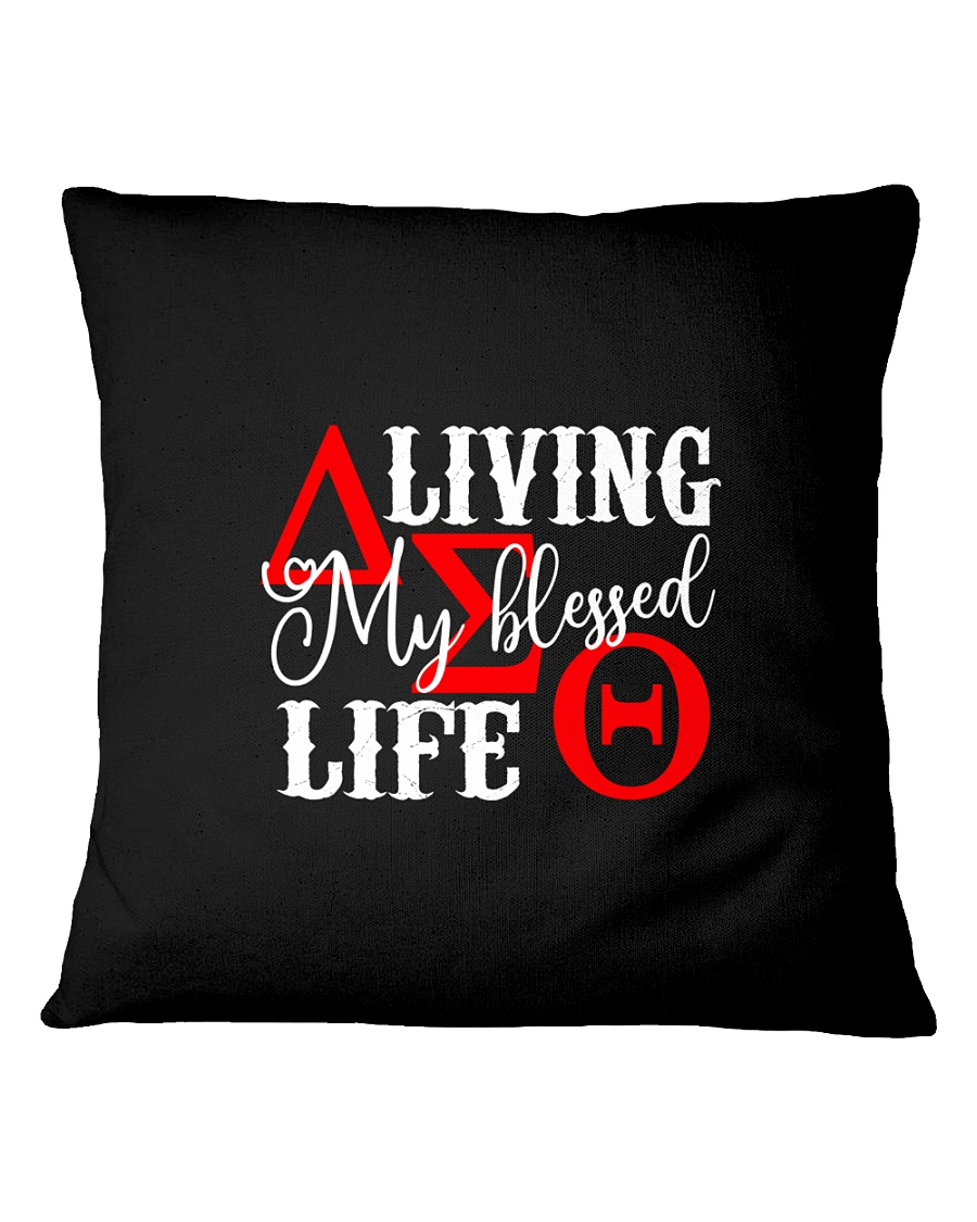 My Blessed Life Square Pillowcase