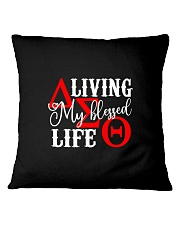 My Blessed Life Square Pillowcase front