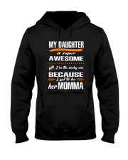 My daughter is super awesome Hooded Sweatshirt thumbnail