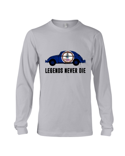 VW-Legends never die