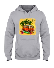 VW VAN  Summer   Hooded Sweatshirt front