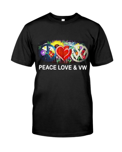 Peace Love and VW