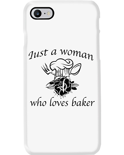 Just a woman who loves baker