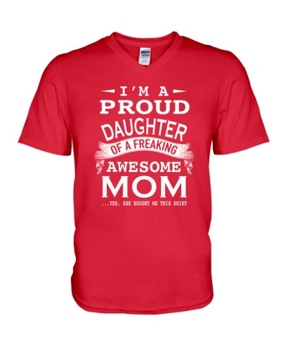 I'm a proud daughter of a freaking awesome mom