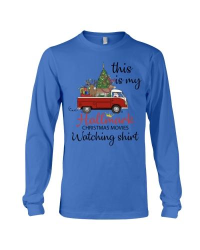 Vw Bus Santa Claus Chirstmas