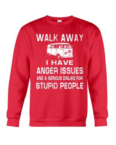 WALK AWAY BUS