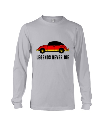 Germany - Legends never die
