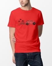 VW BEETLE FLOWER  Classic T-Shirt lifestyle-mens-crewneck-front-14