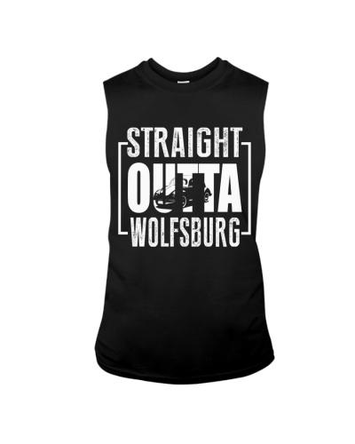 Straight Outta Wolfsburg Beetle