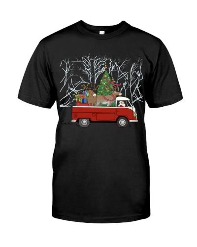 VW Van Christmas