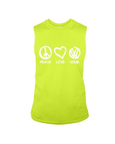 Peace love vdub