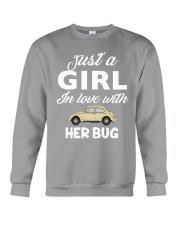 HER BUG Crewneck Sweatshirt thumbnail