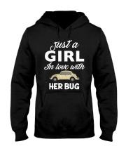 HER BUG Hooded Sweatshirt thumbnail