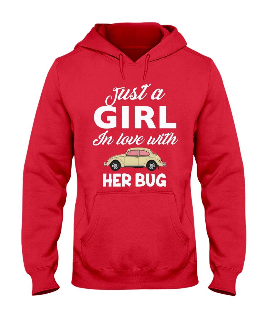HER BUG Hooded Sweatshirt