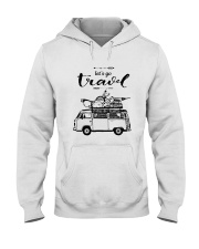 Let's Go Travel  Hooded Sweatshirt thumbnail