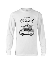 Let's Go Travel  Long Sleeve Tee thumbnail