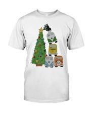VW BUS  Tree Classic T-Shirt thumbnail