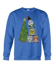 VW BUS  Tree Crewneck Sweatshirt front