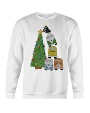 VW BUS  Tree Crewneck Sweatshirt thumbnail
