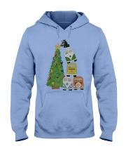 VW BUS  Tree Hooded Sweatshirt front