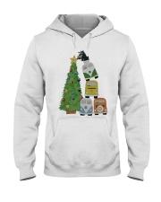 VW BUS  Tree Hooded Sweatshirt thumbnail