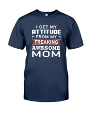 Awesome tshirt for your kids Classic T-Shirt thumbnail