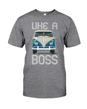 Like A Boss Classic T-Shirt front