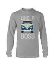 Like A Boss Long Sleeve Tee thumbnail