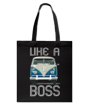 Like A Boss Tote Bag thumbnail
