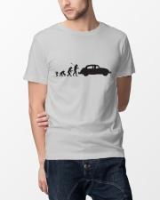 Evolution  Classic T-Shirt lifestyle-mens-crewneck-front-14