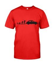 Evolution  Classic T-Shirt front