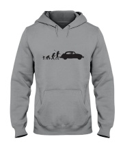 Evolution  Hooded Sweatshirt tile
