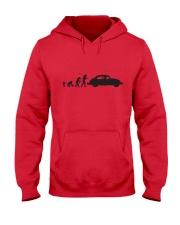 Evolution  Hooded Sweatshirt front