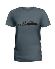 Evolution  Ladies T-Shirt thumbnail