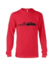 Evolution  Long Sleeve Tee front