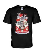 VW BUS Santa Claus  thumb