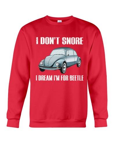 I DREAM I'M  FOR BEETLE