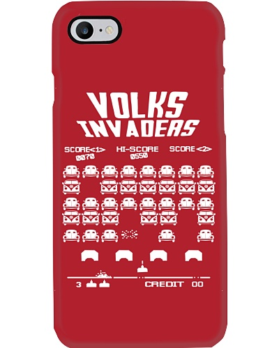 VOLKS INVADERS