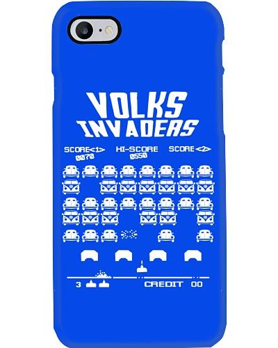 VOLKS INVADERS