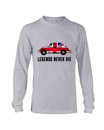 UK- legends never die