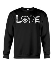 Love dear nurse Crewneck Sweatshirt thumbnail