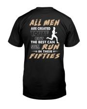 Running man Classic T-Shirt back