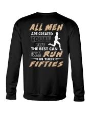 Running man Crewneck Sweatshirt thumbnail