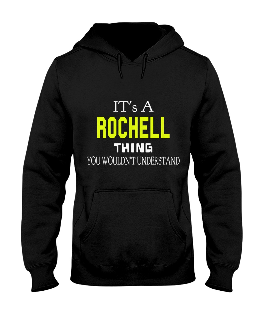 Rochell Man Shirt 1 Hooded Sweatshirt