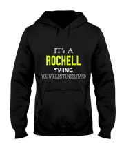 Rochell Man Shirt 1 Hooded Sweatshirt front