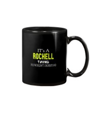 Rochell Man Shirt 1 Mug tile