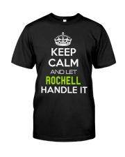 Rochell Calm Shirt Premium Fit Mens Tee tile