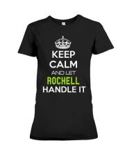 Rochell Calm Shirt Premium Fit Ladies Tee thumbnail