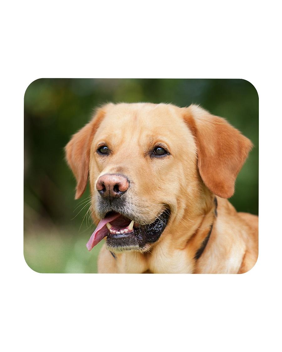 Yellow Lab Dog Mousepad